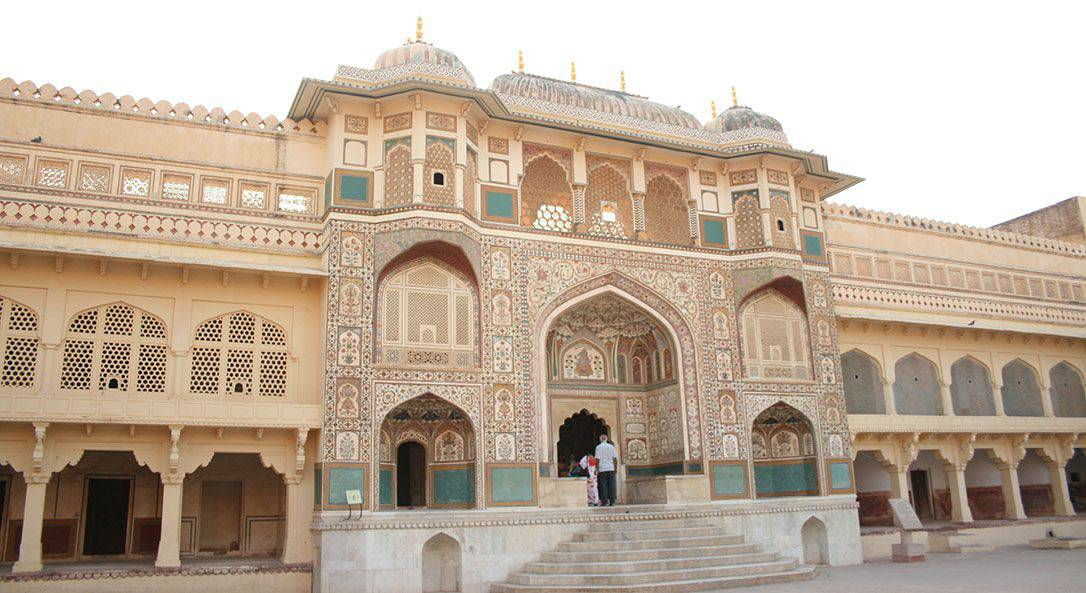 Amber Fort - 3.0 KM