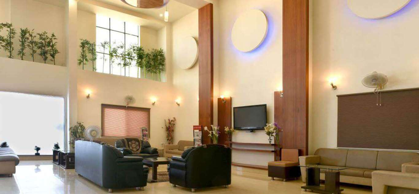 Hotels in dwarka