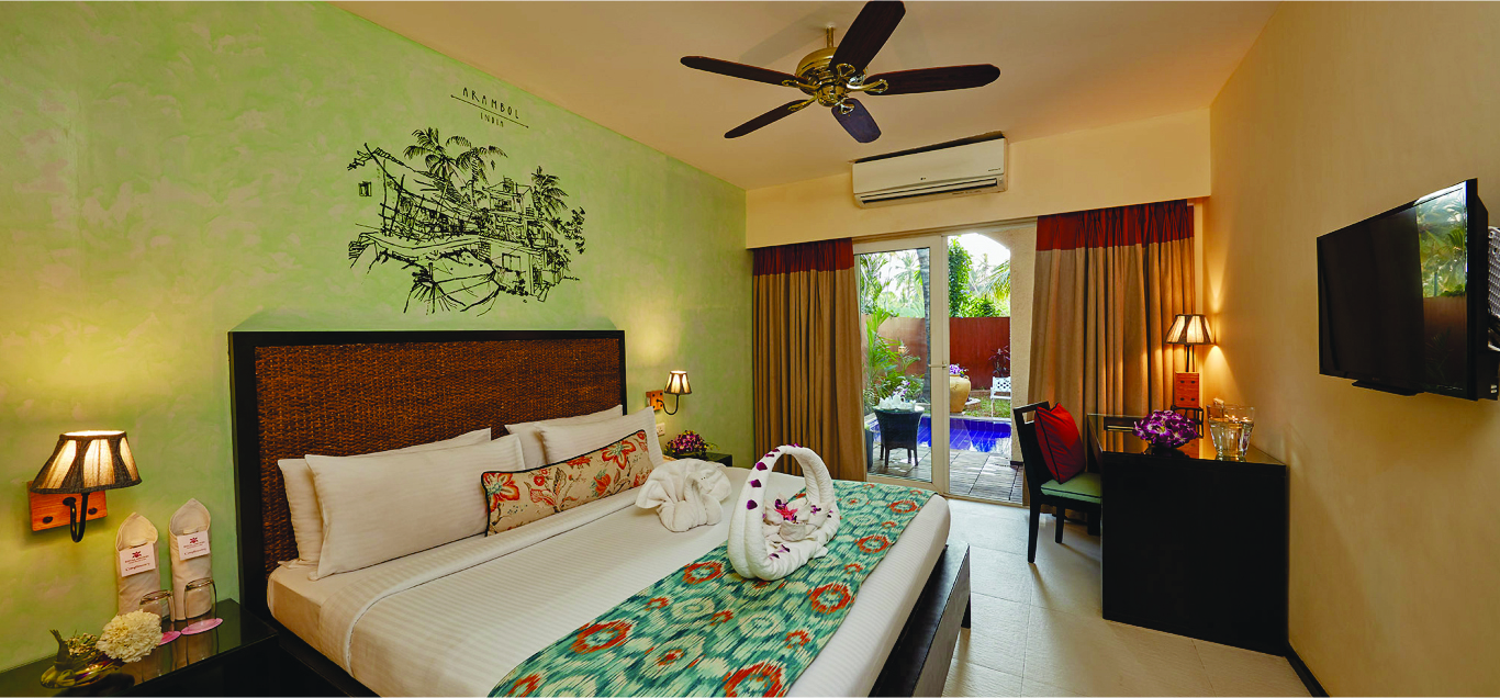 Hotels in goa