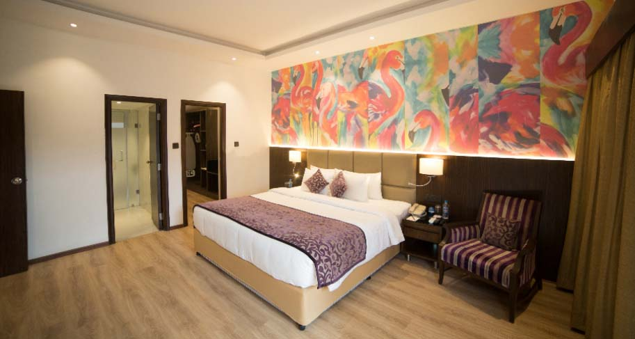 Best place to stay near Bangalore airport