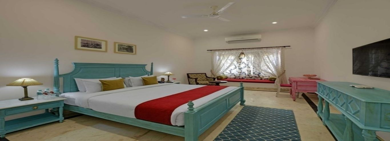 Haveli Rooms