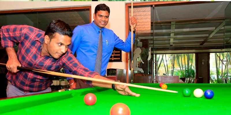 Snooker Recreational Activities